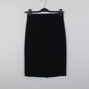 COS Pencil Skirt black cotton