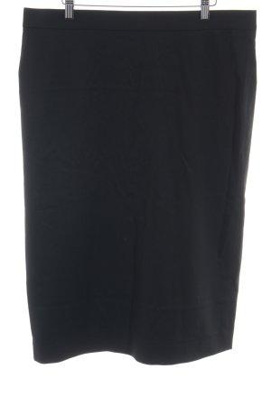COS Bleistiftrock schwarz Elegant