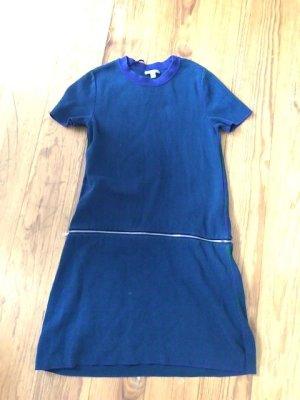 COS Dress steel blue