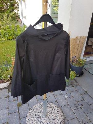 COS Bluse mit Taschen..Schwarz..