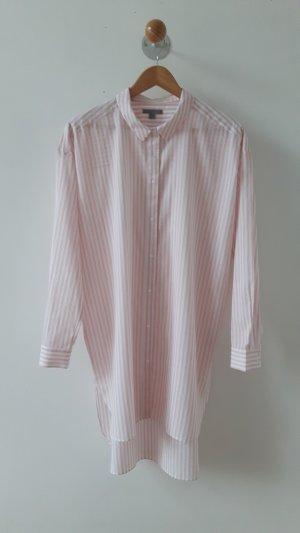 COS Camisa de mujer rosa claro Algodón