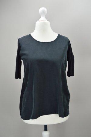 COS Bluse Shirt schwarz Größe 36