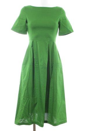 COS Blusenkleid grün Casual-Look