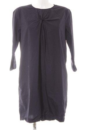 COS Blouse Dress dark blue casual look