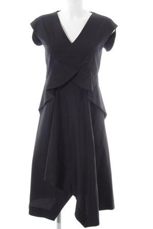 COS Blouse Dress black extravagant style
