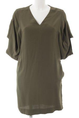 COS Blouse Dress khaki casual look