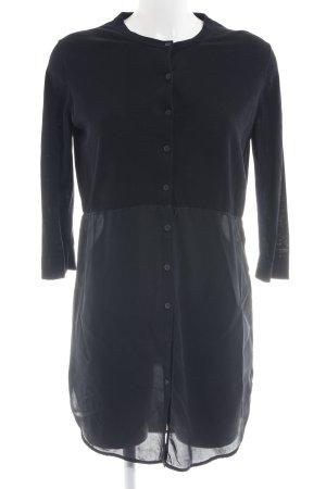 COS Abito blusa nero stile casual