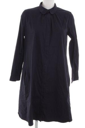 COS Blusenkleid schwarz Casual-Look