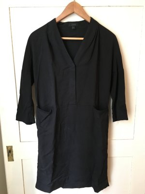 COS Blusenkleid schwarz