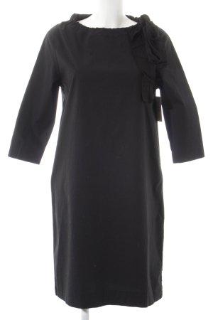 COS Blusenkleid schwarz Elegant