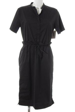 COS Blusenkleid schwarz klassischer Stil