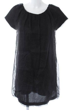COS Blusenkleid schwarz minimalistischer Stil