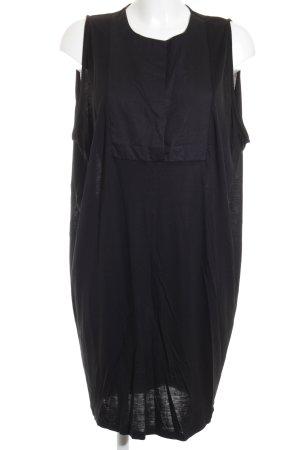 COS Blouse Dress black urban style