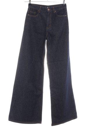 COS Jeans svasati blu stile casual
