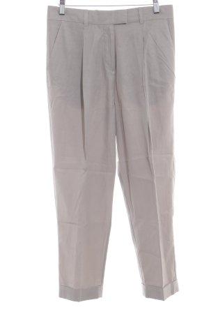 COS Pantalon à pinces gris brun style d'affaires