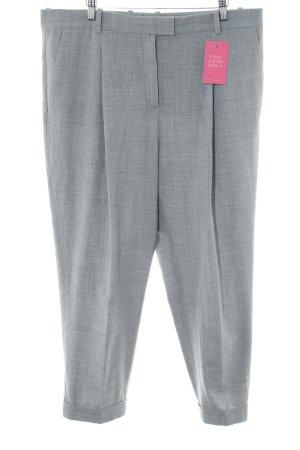 COS Pantalone a pieghe grigio chiaro stile professionale