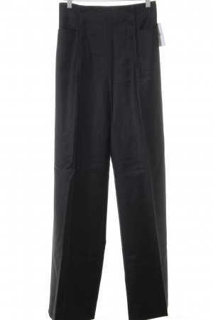 COS Pleated Trousers black business style