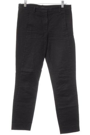 COS Pantalon à pinces noir style d'affaires