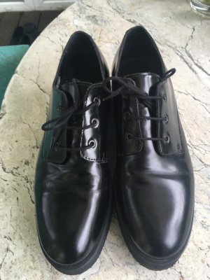 COS Wingtip Shoes black