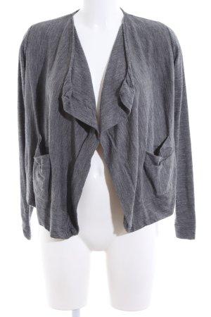 COS Cardigan grigio chiaro puntinato stile casual