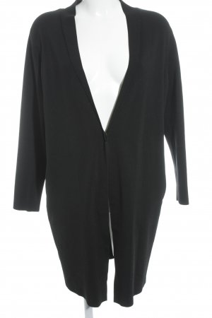 COS Cardigan schwarz Casual-Look