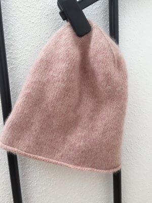 COS Berretto rosa pallido-rosa antico