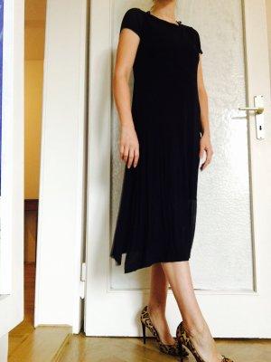COS Chiffon/Jersey Kleid mit raffinierten 2-Layer Look