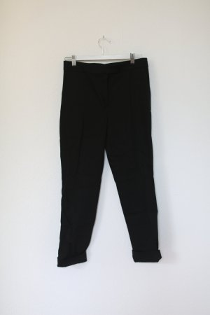 COS Pantalon à pinces noir