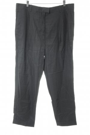 COS Chinohose anthrazit-dunkelgrau Business-Look
