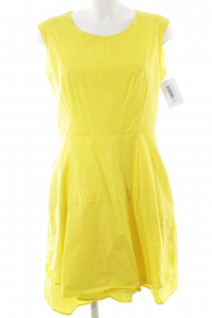 COS Cocktail Dress yellow elegant