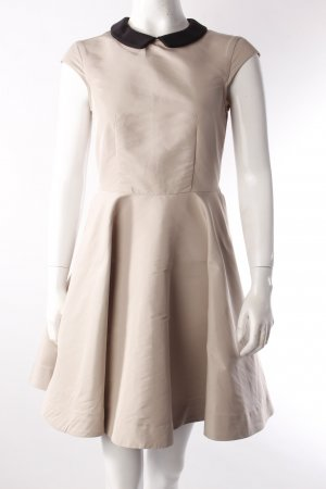 COS cocktail dress with collar