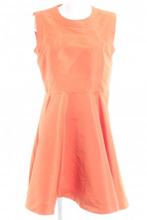 COS Cocktailkleid orange Elegant