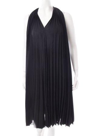 Cos Cocktailkleid schwarz minimalistischer Stil