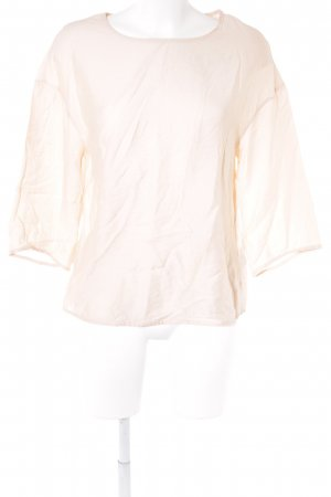 COS Crash Blouse apricot elegant