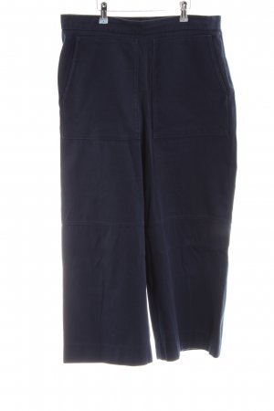 COS Culottes blau Casual-Look