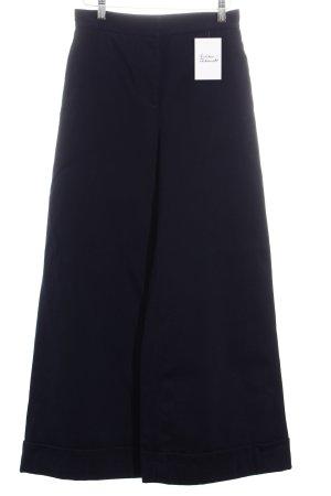 COS Culottes dunkelblau minimalistischer Stil