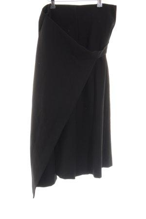 COS Pantalone culotte nero elegante