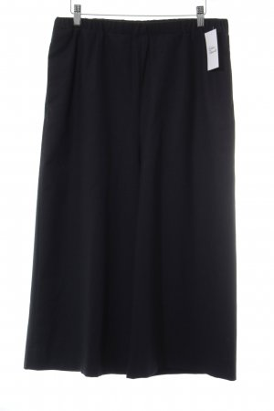 COS Pantalone culotte nero stile minimalista