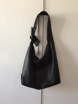 Cos Echtleder Hobo Shopper
