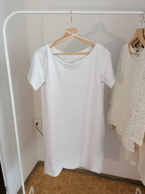 COS Robe trapèze blanc