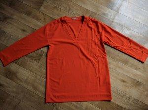 COS elegante Longbluse / Tunika / Shirt 42 Neu