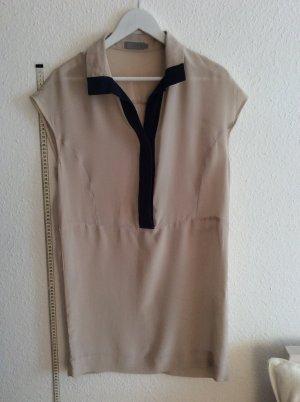 COS elegantes Seidenkleid