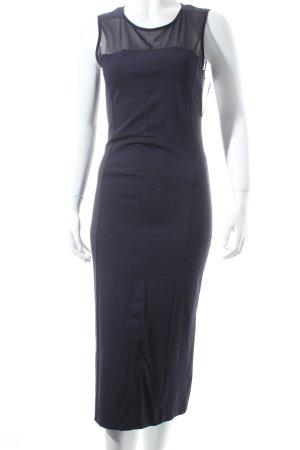 COS Etuikleid dunkelblau Eleganz-Look