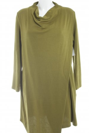 COS Sheath Dress olive green casual look