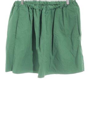 COS Jupe à plis vert style décontracté