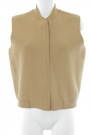COS Fleeceweste sandbraun-hellbeige Casual-Look