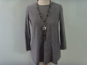 COS Maglione di lana grigio Lana merino
