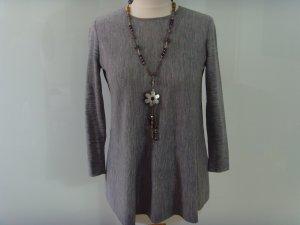 COS Wool Sweater grey merino wool