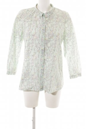 COS Shirt Blouse abstract pattern casual look