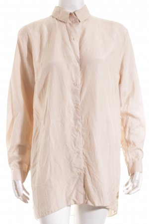 COS Hemd-Bluse beige Casual-Look